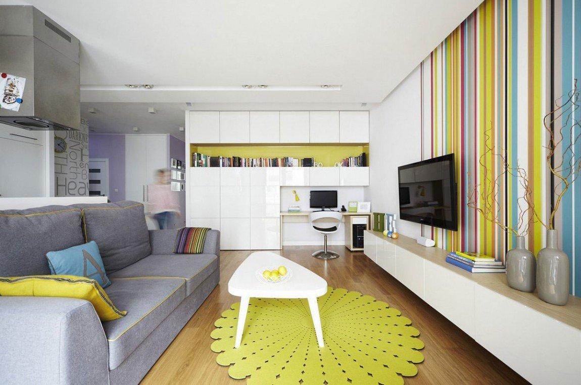 Идея для квартиры студии фото