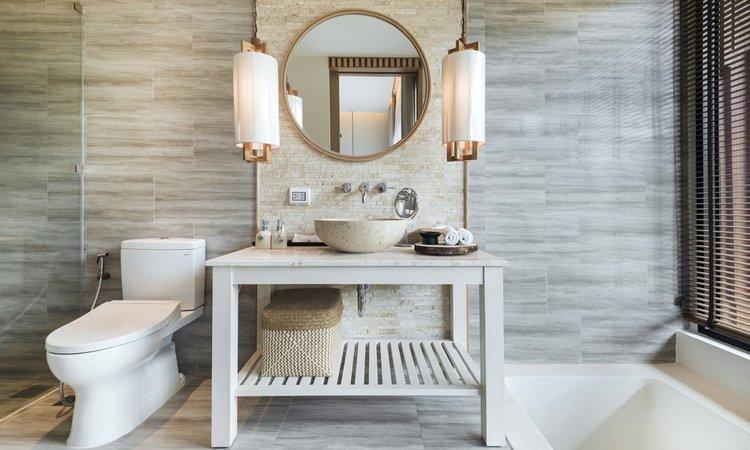 vannas istabas apgaismojums