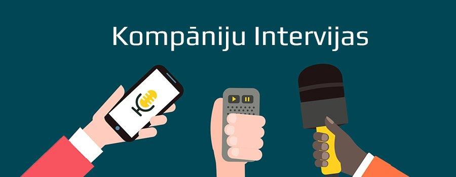 Intervija ar reģistrētam kompānijām BuvBaze.lv