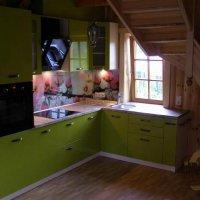 Virtuves pēc pasutījuma