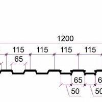 C-8 Profils ZN 0,45
