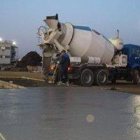 Piegāde transporta betonа ar s