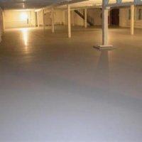 Akrila krāsa betona grīdām