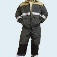 Darba apģērbi / Jakas + Puskombinezons no Velna