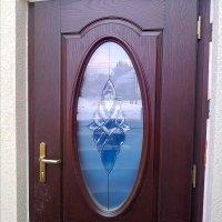 Композитные входные двери Vikk