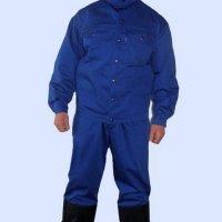"""Darba apģērbs / Aizsargapģērbs metinātājiemj  no """"Velna"""""""