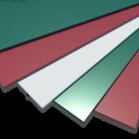 Taisnais skārds PVC 0,5