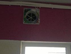 Decentralizēta ventilācija(REK