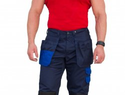 Darba apģērbi / Bikses no Velna