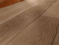 Līklīniju koka grīdas segumu c