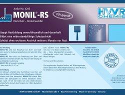 MONIL-RS pretkorozijas līdzekl
