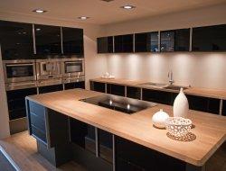 Virtuves darba virsma no ozola