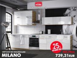 labasvirtuves.lv. Modernas virtuves. ATLAIDES -25