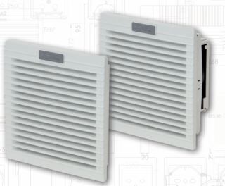 Alfa Electric ventilatori sadalnēm