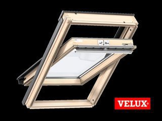 Jumta logi VELUX Standard GZL