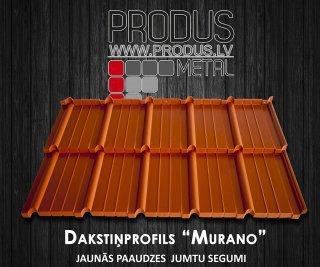 Dakstiņprofils MURANO - PRODUS