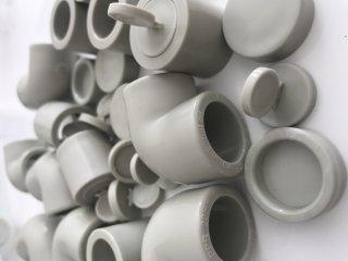 PPR caurules savienojumi, uzgā