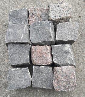 Kalibrēts granīta bruģakmens