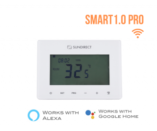 Sundirect Smart1.0 bezvadu tāl