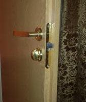 Nestāndartā izmērā durvju izga