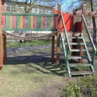 Изготавление детских площадок