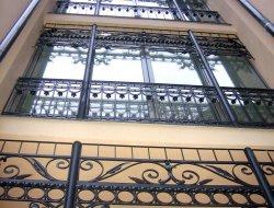 Dekoratīvās metāla konstrukcij