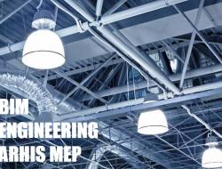 Inženiersistēmu BIM projektēša
