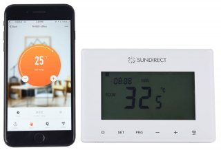 Sundirect smart infrasarkanās