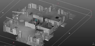 3D Lāzerskenēšana