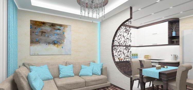Apbrīnojams dzīvokļa interjers