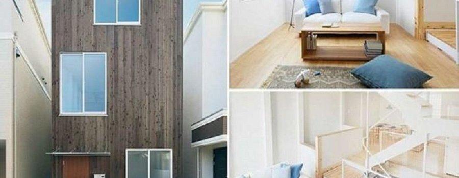 Japāniešu stila saliekamās mājas