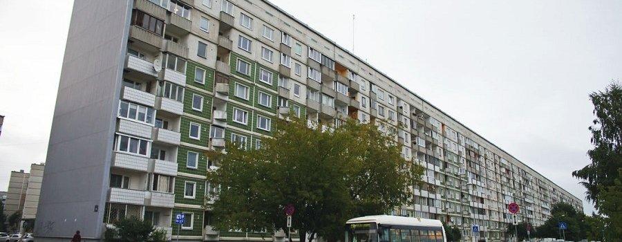 Vai izdosies atjaunot garāko māju Latvijā?